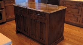 Maple Cabinets - Quartz Countertops « Maloney Contracting on Natural Maple Maple Cabinets With Quartz Countertops  id=37940